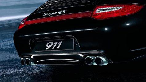 Esapament sport nou pentru 911