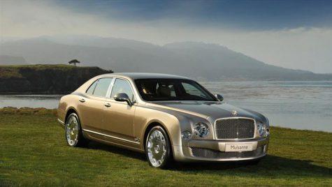 Noul Bentley Mulsane