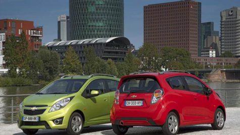 Chevrolet a lansat noul Spark
