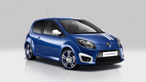 Twingo upgradat