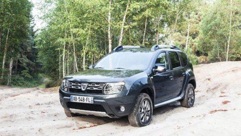 Lansare Dacia Duster