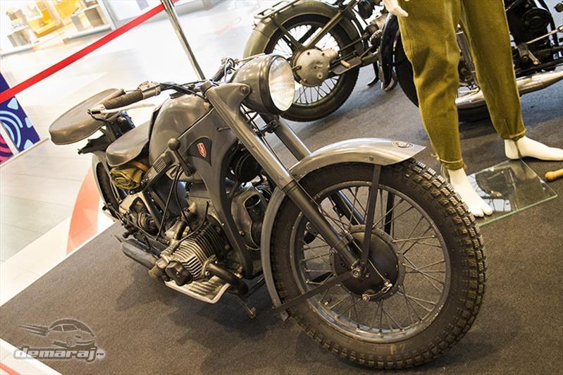 Expoziție moto la Sun Plaza demaraj.ro