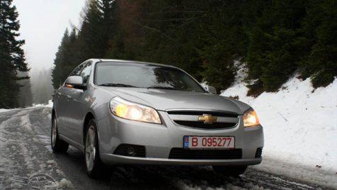 Chevrolet Epica 2.0i