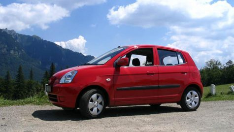 Kia Picanto 1.1CRDi