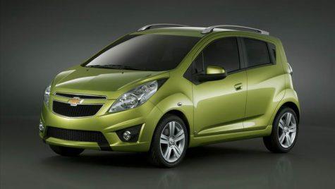 Noul Chevrolet Spark