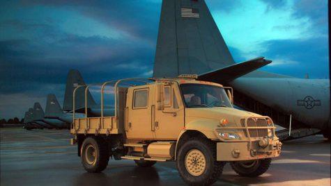 International Trucks – contract cu armata americană