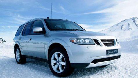 Noul Saab 9-3X