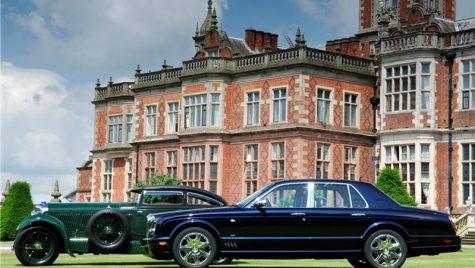 Bentley se dezvoltă