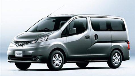 Noul Nissan Vanette