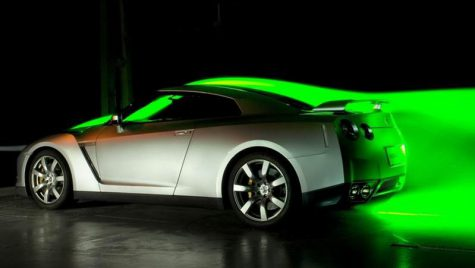 "Nissan GT-R:  ""World Performance Car"" 2009"