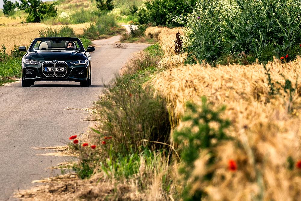 BMW 430i Cabrio demaraj.ro