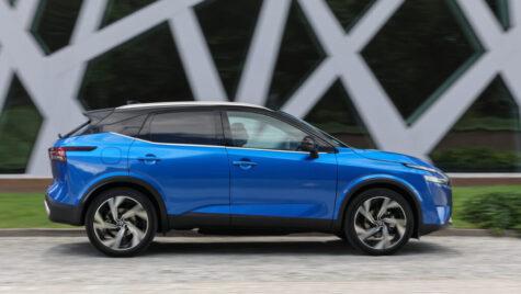 Prețuri Nissan Qashqai model 2022 în România